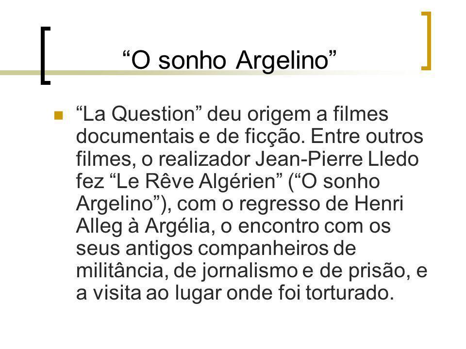 O sonho Argelino