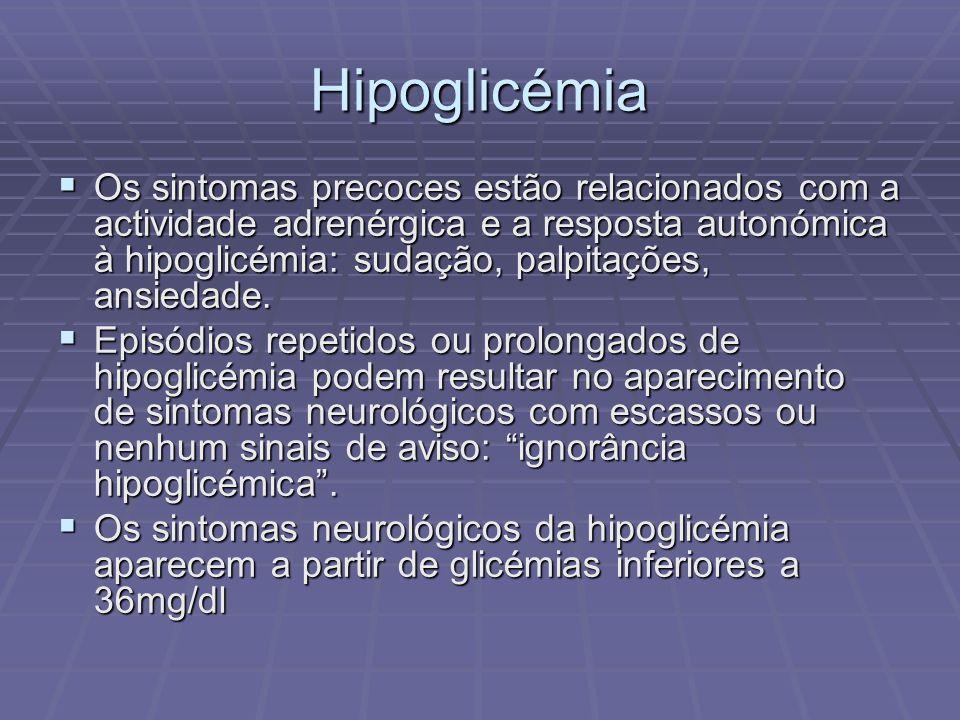 Hipoglicémia