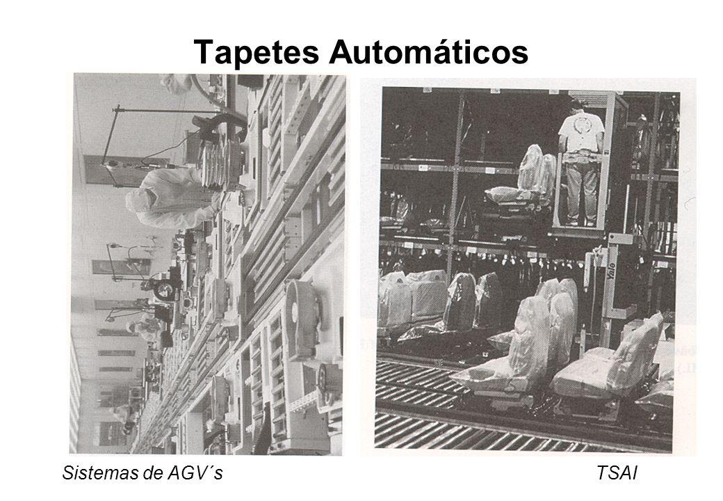 Tapetes Automáticos