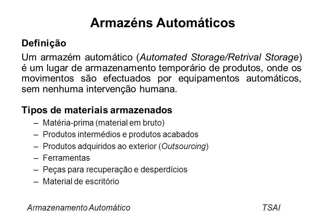 Armazéns Automáticos Definição