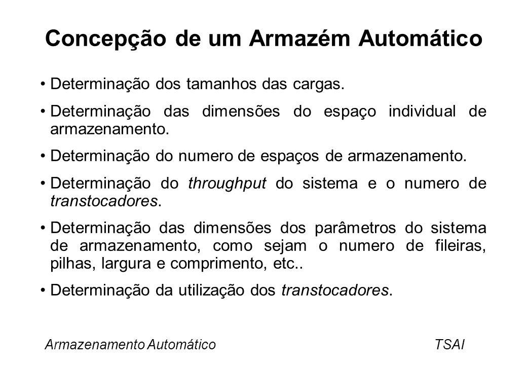 Concepção de um Armazém Automático