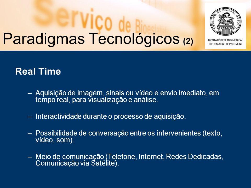Paradigmas Tecnológicos (2)