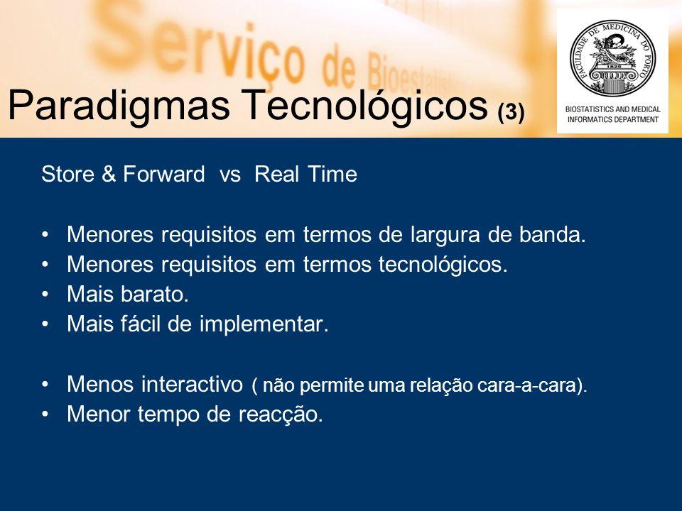 Paradigmas Tecnológicos (3)