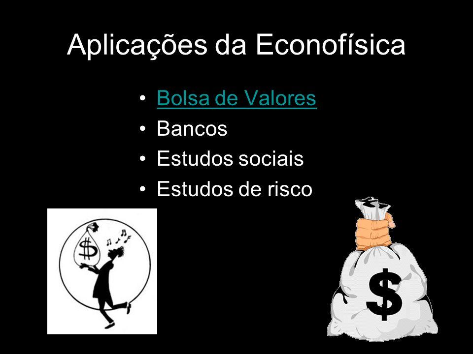 Aplicações da Econofísica