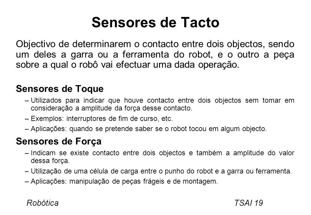 Sensores de Tacto