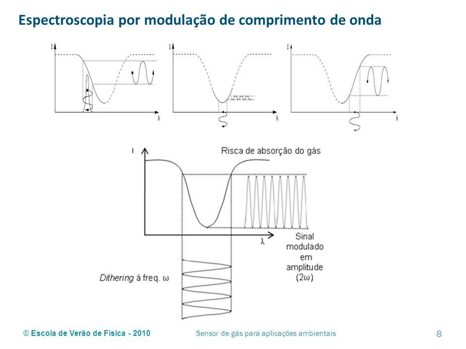 Espectroscopia por modulação de comprimento de onda