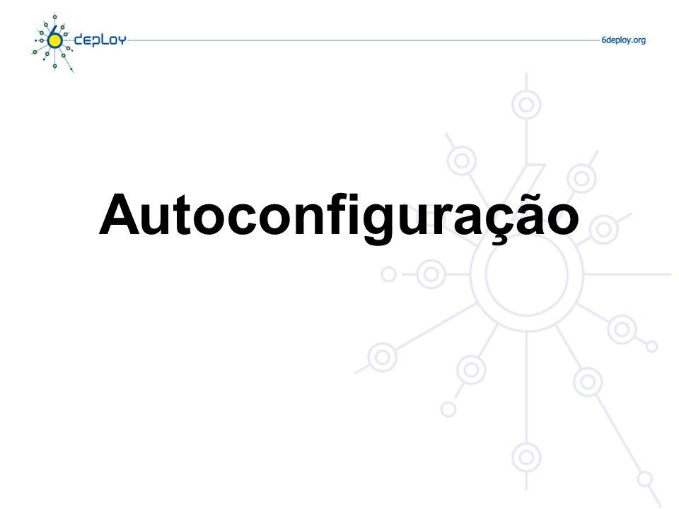 Autoconfiguração