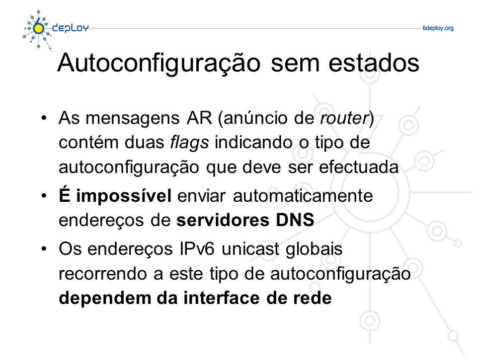 Autoconfiguração sem estados