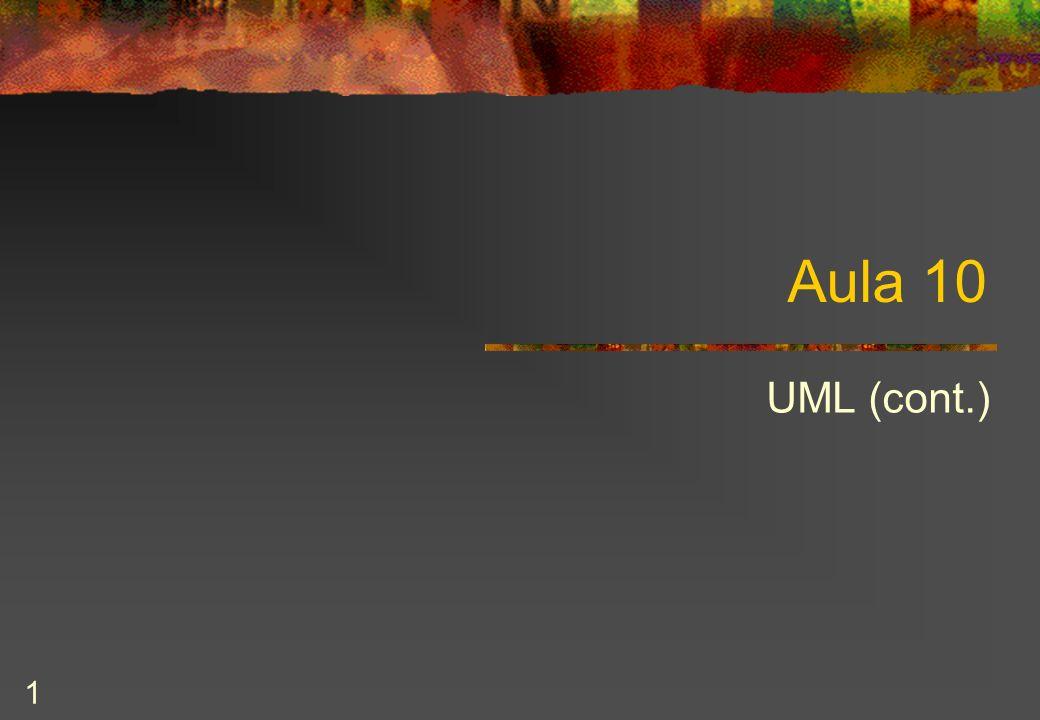 Aula 10 UML (cont.)