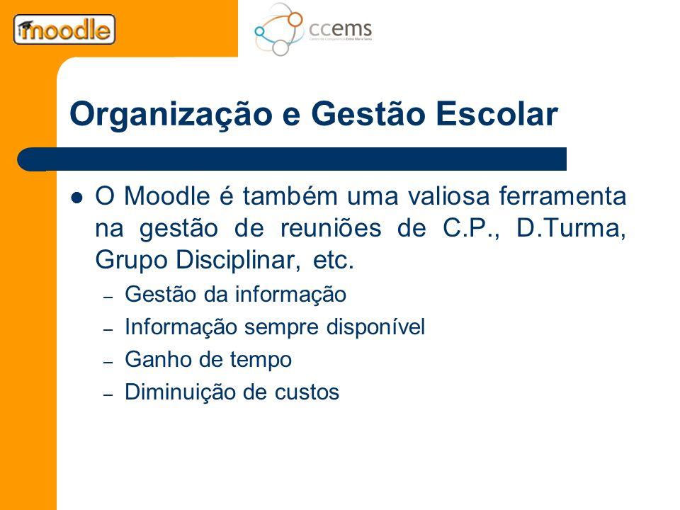 Organização e Gestão Escolar