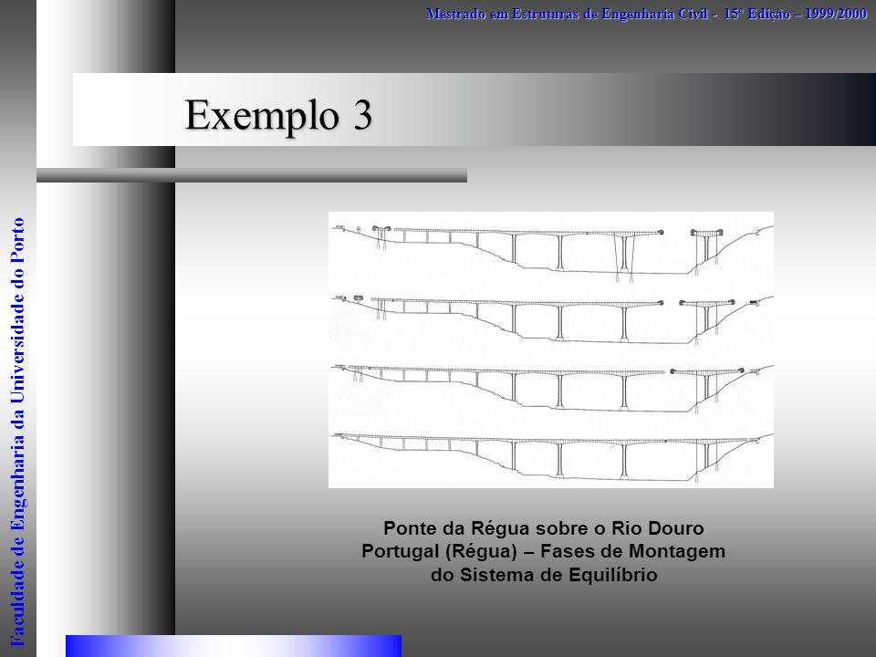 Exemplo 3 Faculdade de Engenharia da Universidade do Porto