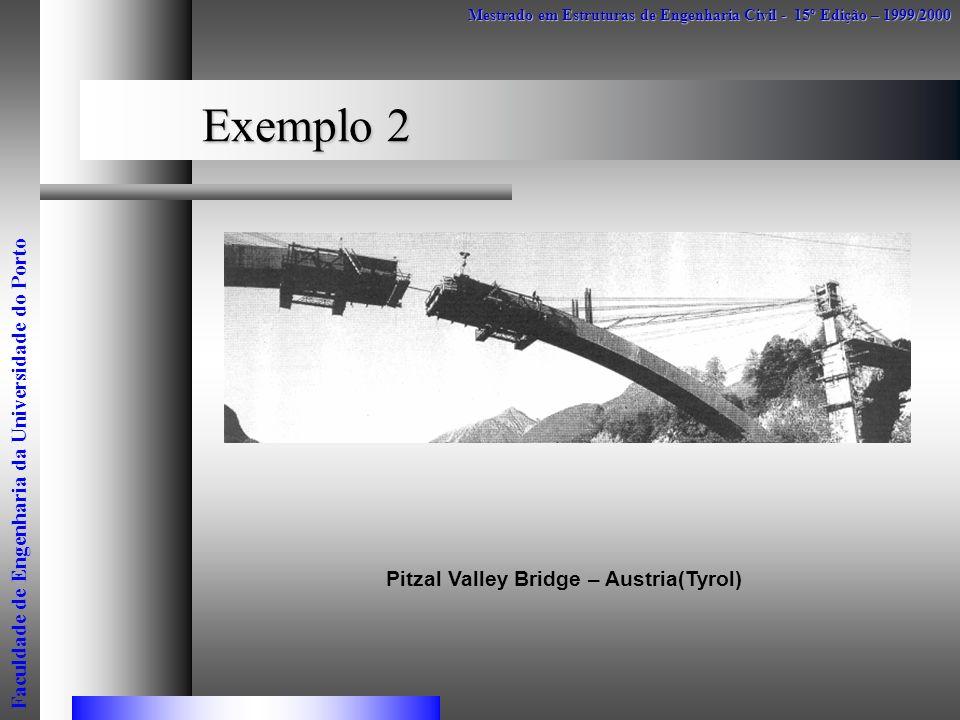 Pitzal Valley Bridge – Austria(Tyrol)