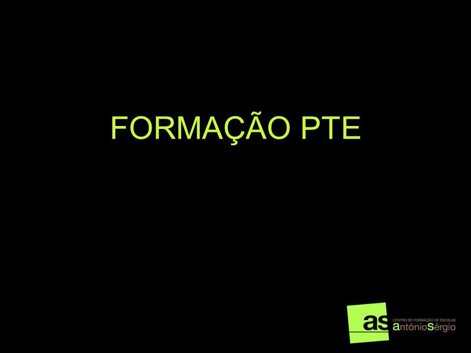 FORMAÇÃO PTE