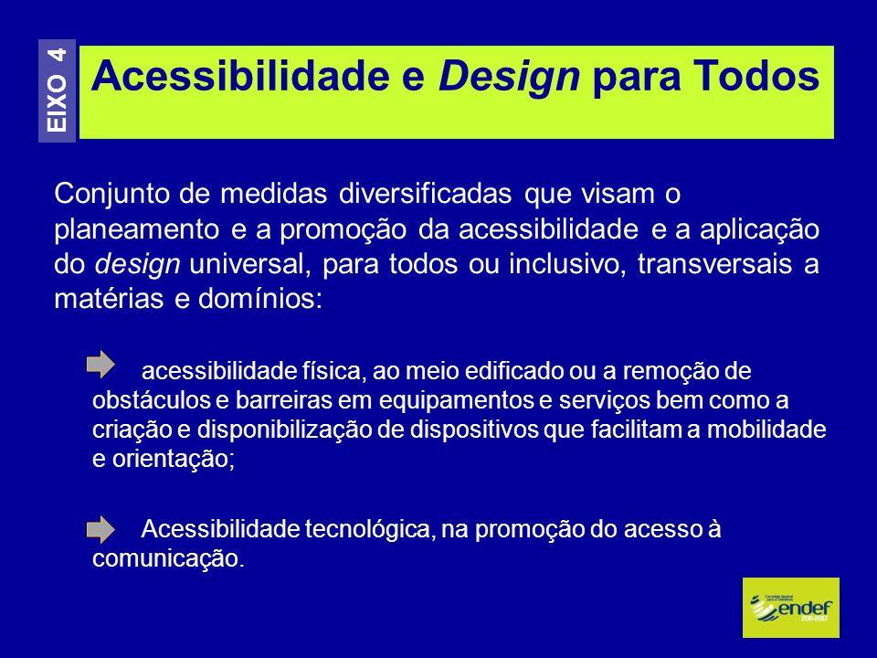 Acessibilidade e Design para Todos