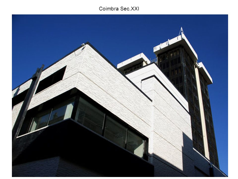 Coimbra Sec.XXI
