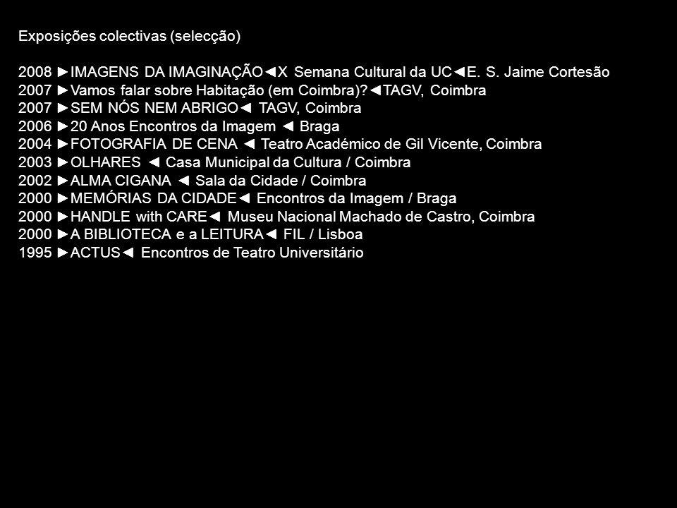 Exposições colectivas (selecção)