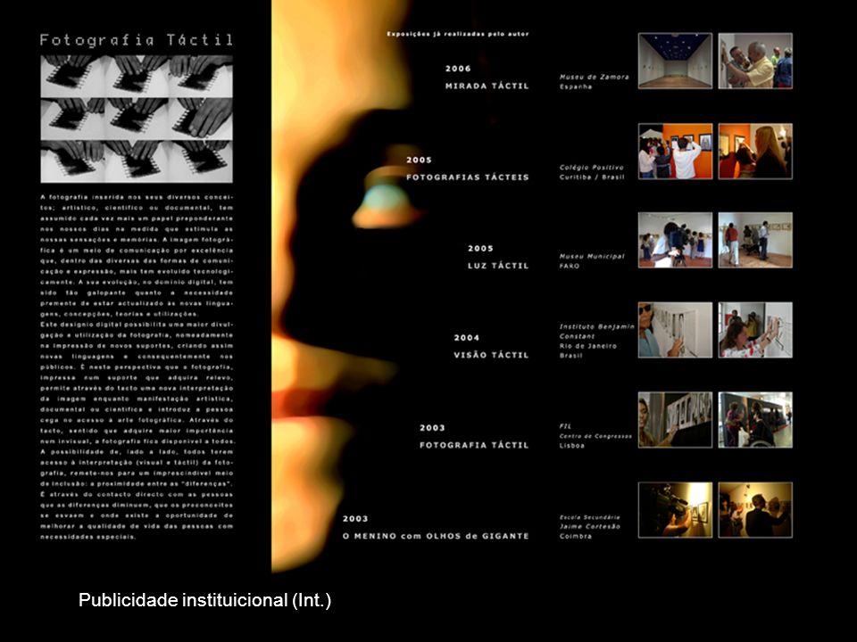 Publicidade instituicional (Int.)