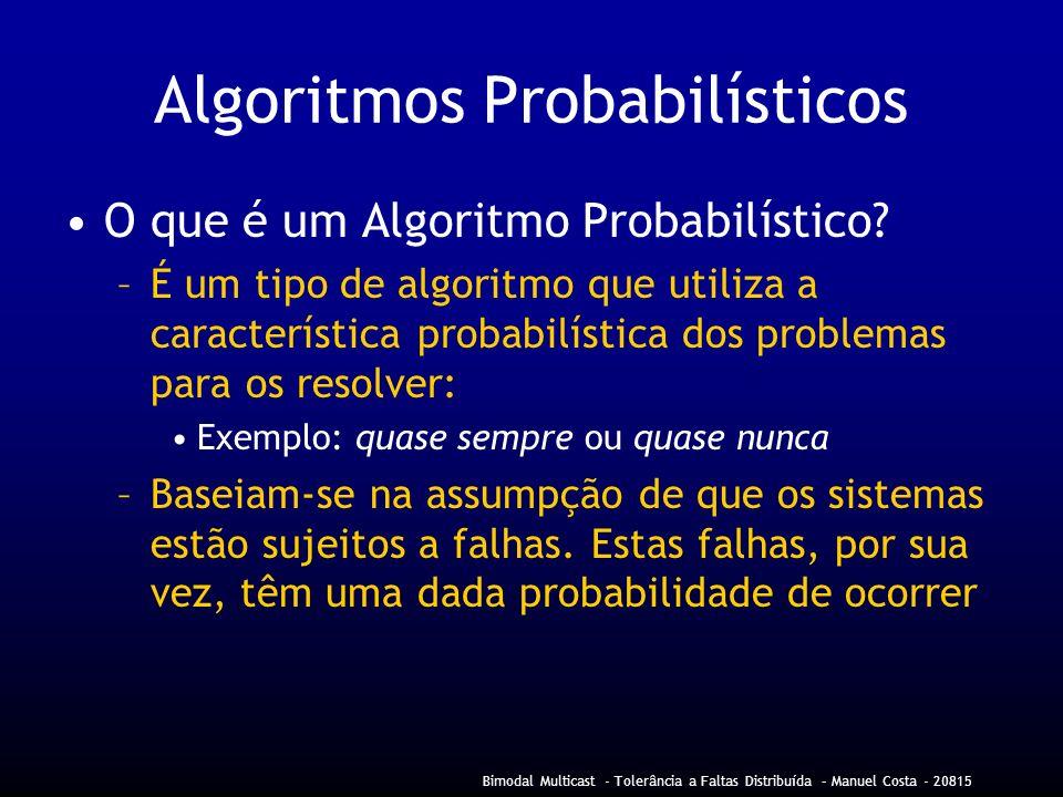Algoritmos Probabilísticos