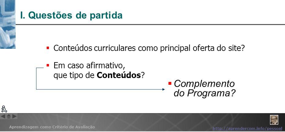 Complemento do Programa