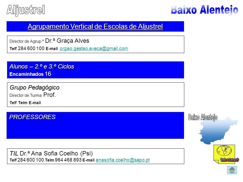 Agrupamento Vertical de Escolas de Aljustrel
