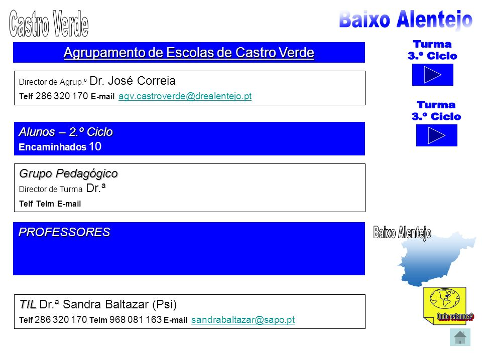 Agrupamento de Escolas de Castro Verde