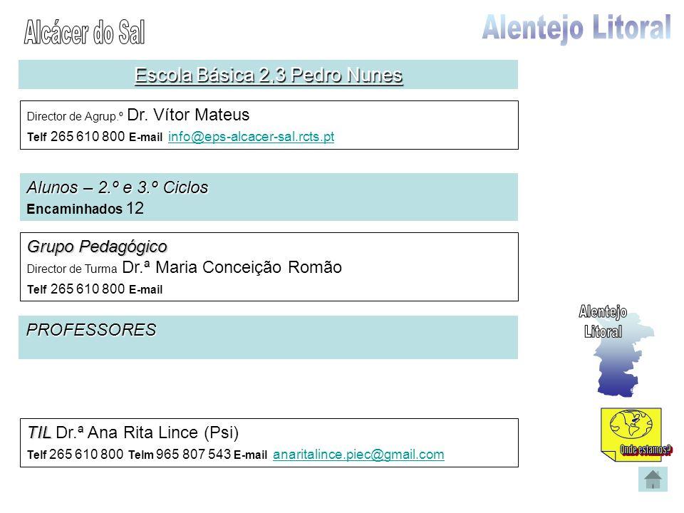 Escola Básica 2,3 Pedro Nunes