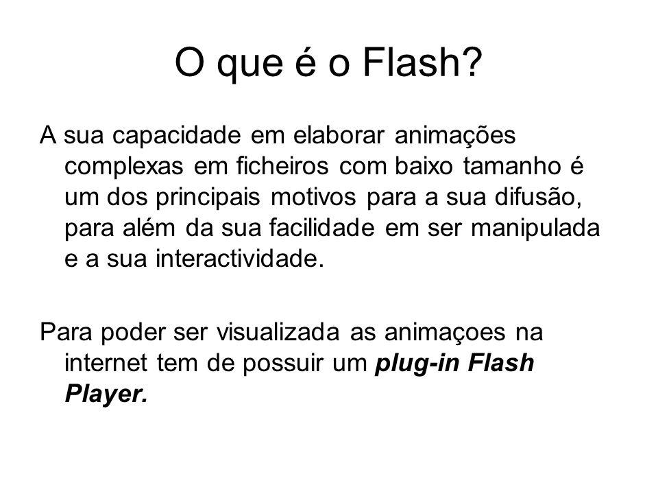 O que é o Flash