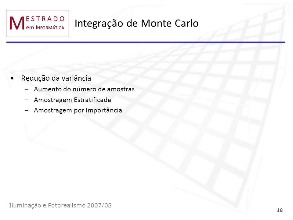 Integração de Monte Carlo