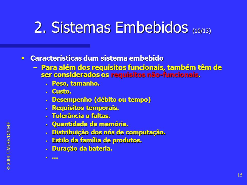 2. Sistemas Embebidos (10/13)