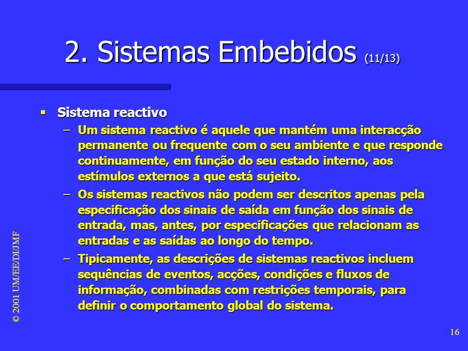 2. Sistemas Embebidos (11/13)