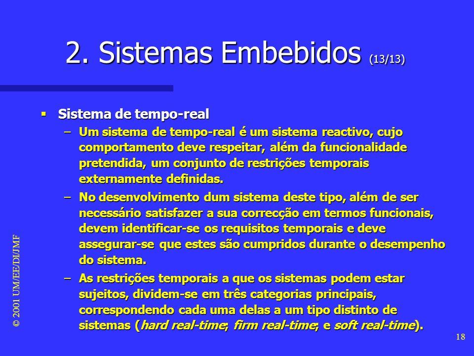 2. Sistemas Embebidos (13/13)