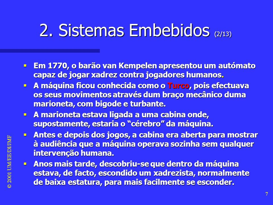 2. Sistemas Embebidos (2/13)