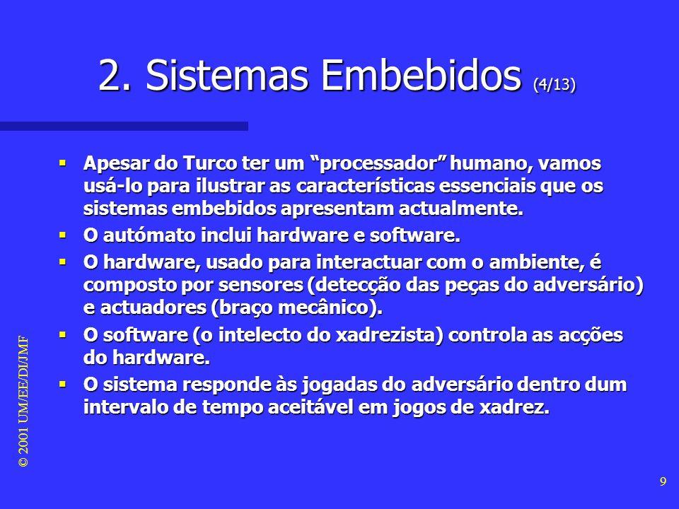 2. Sistemas Embebidos (4/13)