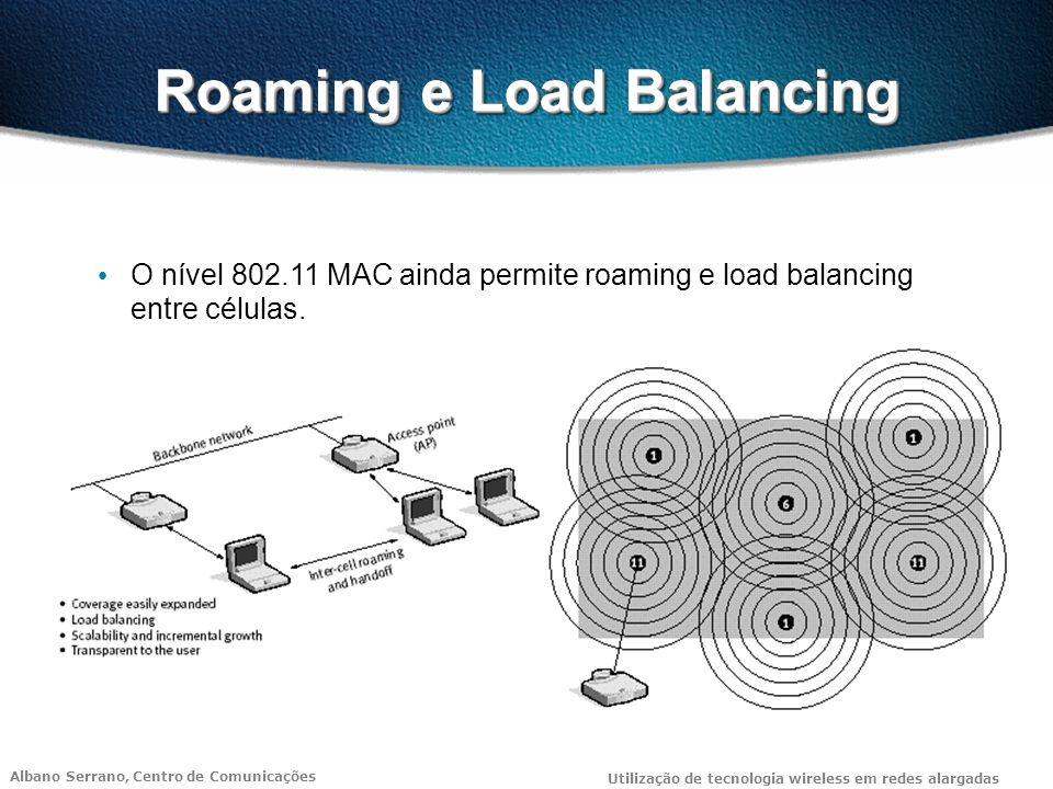 Roaming e Load Balancing