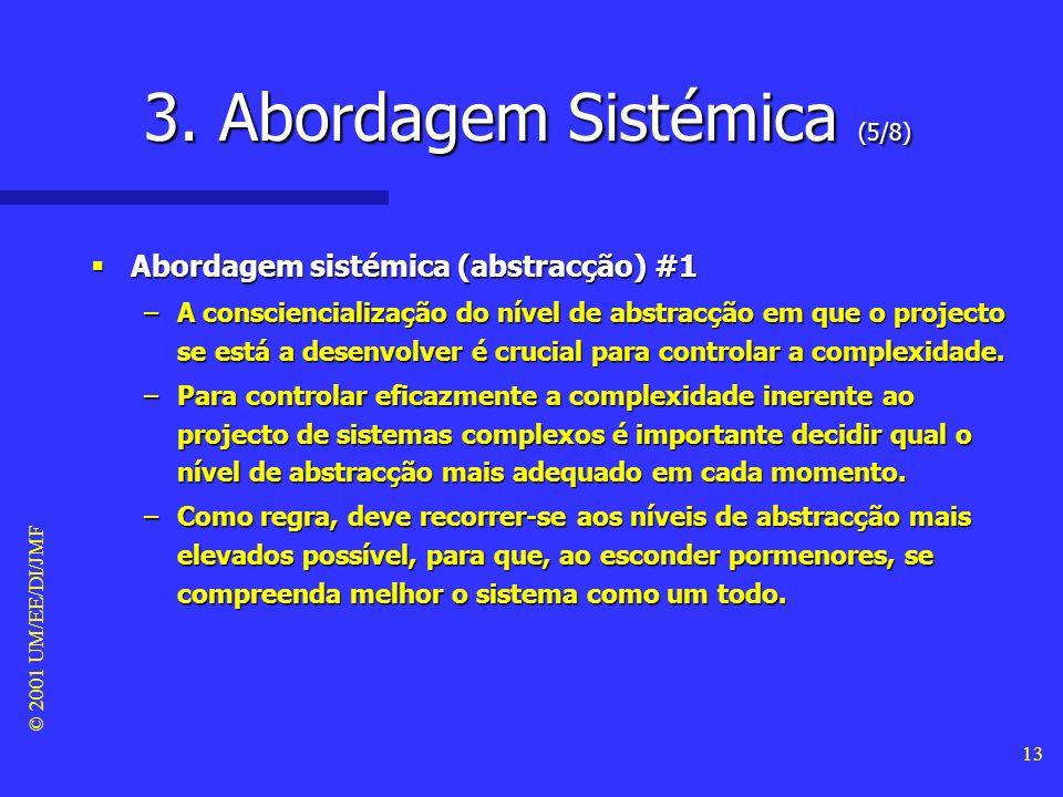3. Abordagem Sistémica (5/8)
