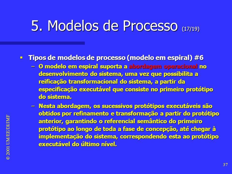 5. Modelos de Processo (17/19)