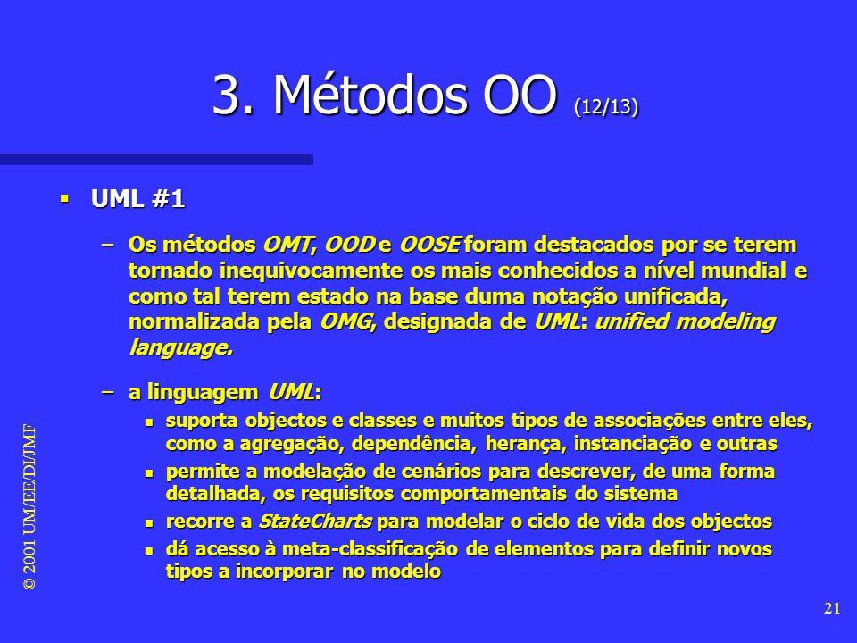 3. Métodos OO (12/13) UML #1.