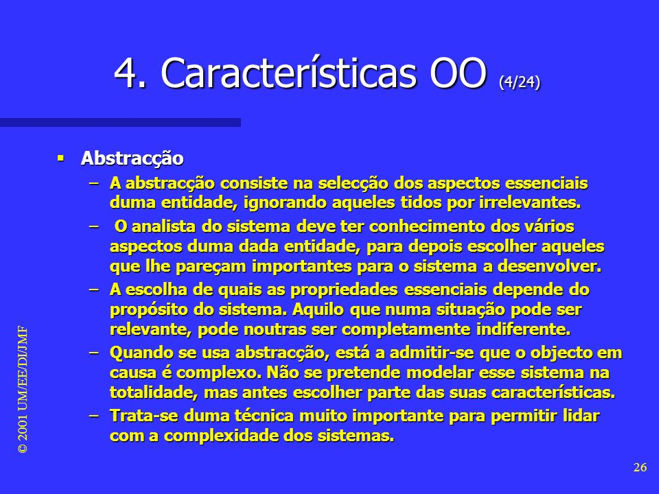 4. Características OO (4/24)