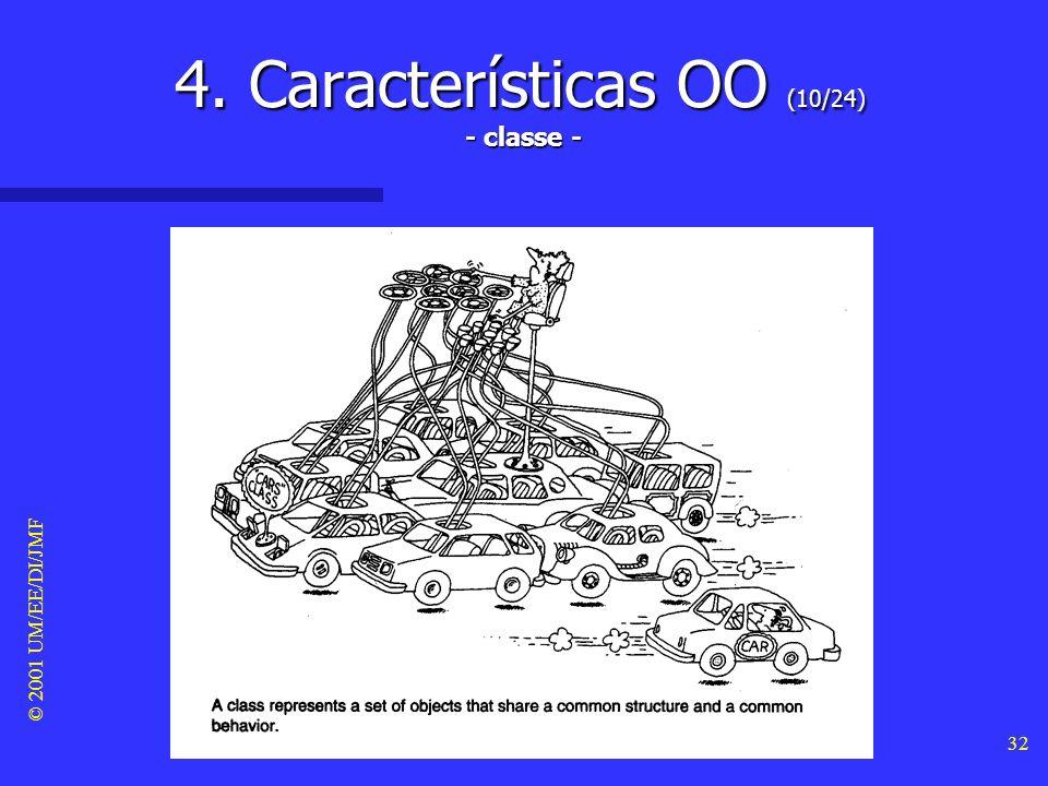 4. Características OO (10/24) - classe -