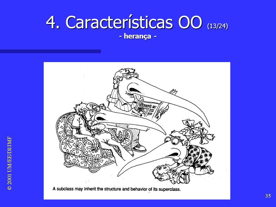 4. Características OO (13/24) - herança -