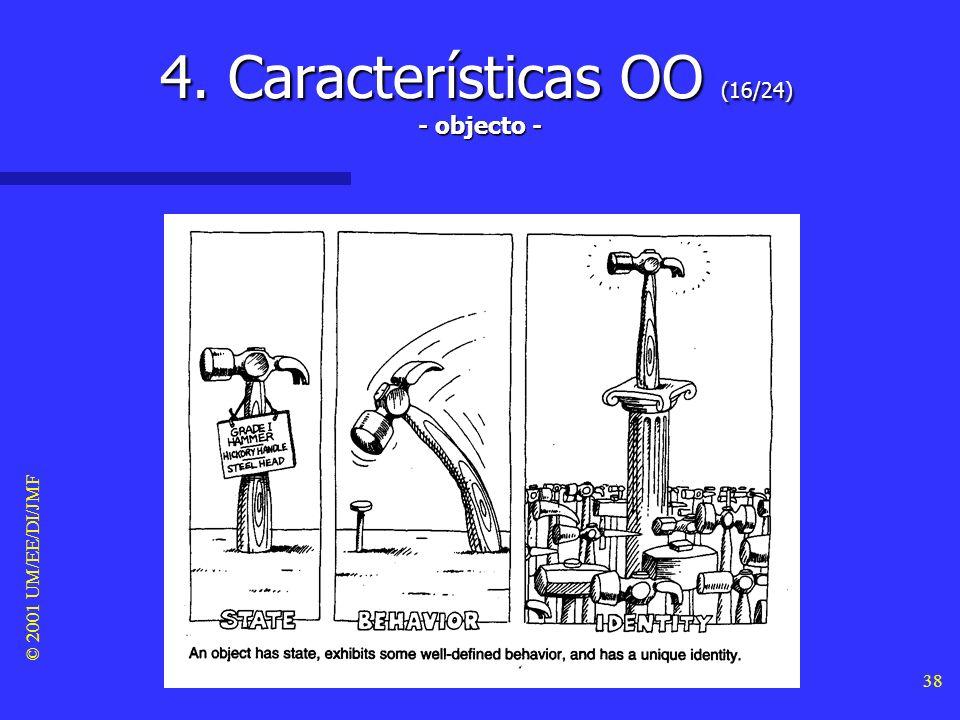 4. Características OO (16/24) - objecto -