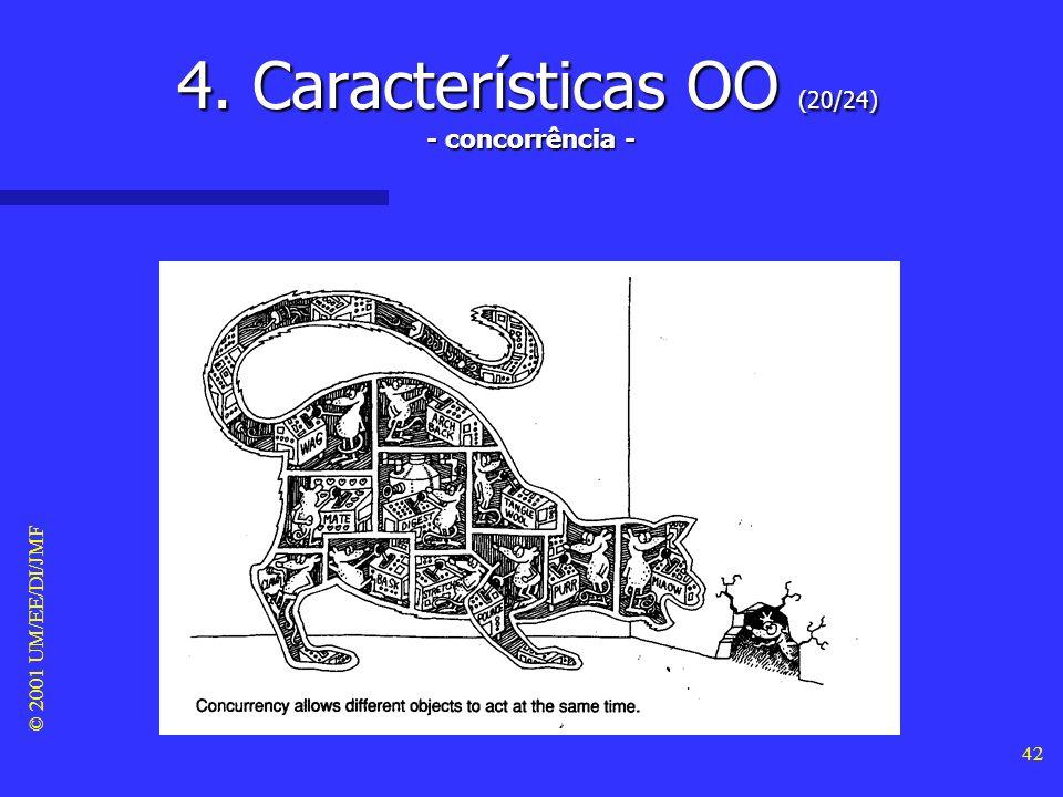 4. Características OO (20/24) - concorrência -