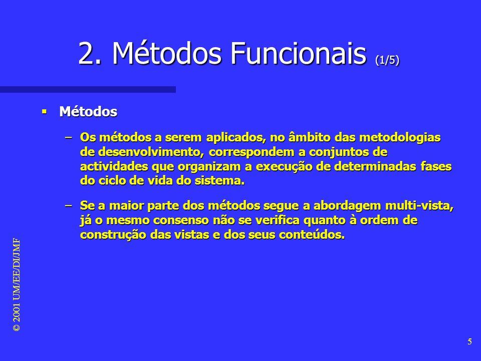 2. Métodos Funcionais (1/5)