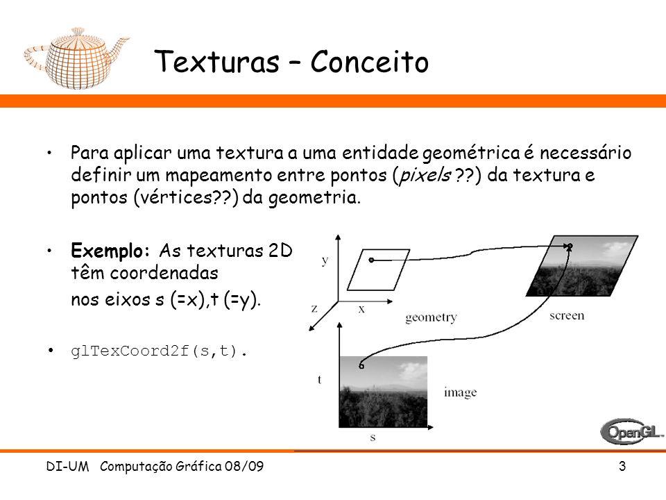 Texturas – Conceito