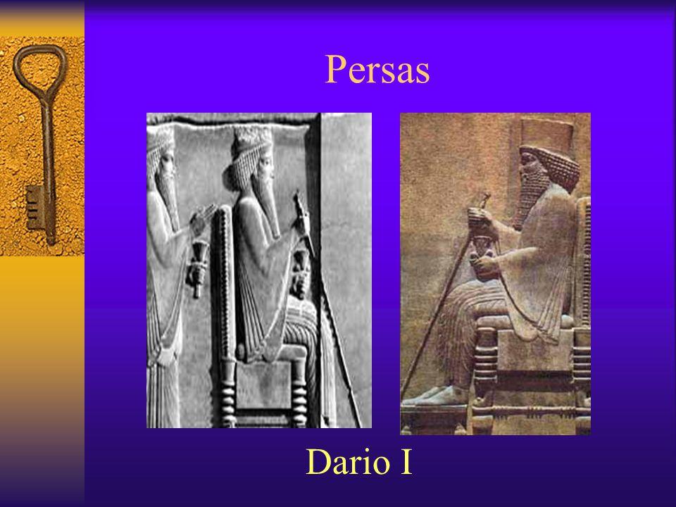 Persas Dario I