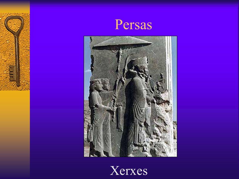 Persas Xerxes