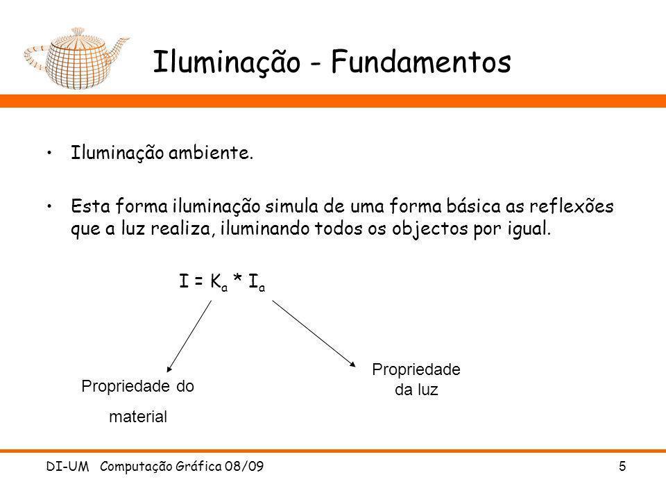 Iluminação - Fundamentos