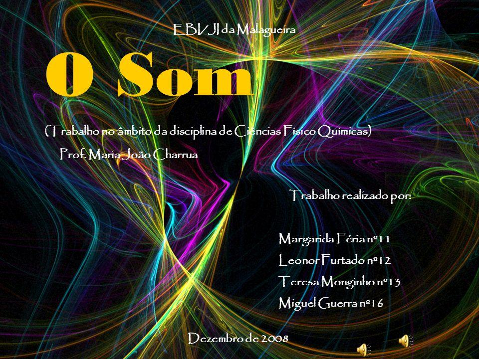O Som EBI/JI da Malagueira