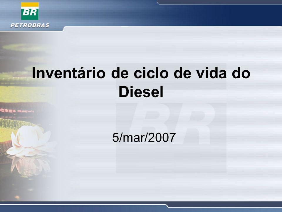 Inventário de ciclo de vida do Diesel