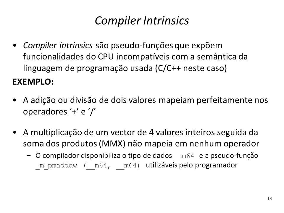Compiler Intrinsics